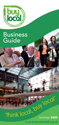 Buy Local Business Guide cover