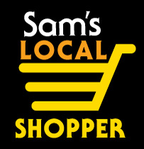 Sam's Local Shopper logo