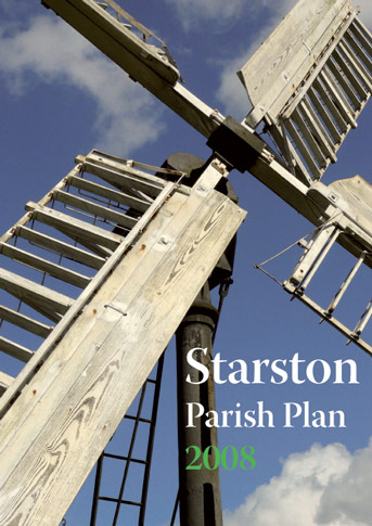 Starston Village Plan cover