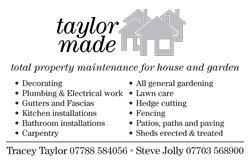 Taylor Made property maintenance reverse